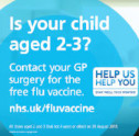 Flu - children